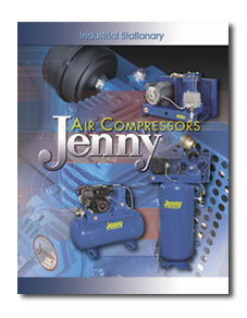 Download Jenny Industrial Stationary Air Compressor Literature